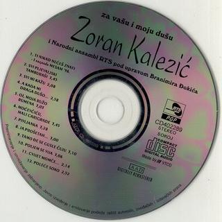 Zoran Kalezic - Diskografija R-340512