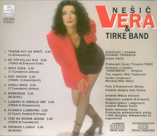 Vera Nesic - Diskografija  R-340514