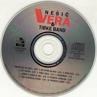 Vera Nesic - Diskografija  R-340515
