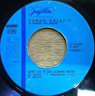 Zoran Kalezic - Diskografija R-340710