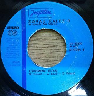 Zoran Kalezic - Diskografija R-340712