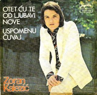 Zoran Kalezic - Diskografija R-340713