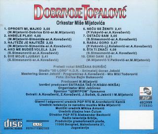 Dobrivoje Topalovic - Diskografija  - Page 2 R-340721
