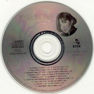 Vesna Zmijanac - Diskografija R-341111