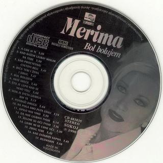 Merima Kurtis Njegomir - Diskografija  R-341424