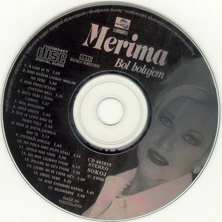 Merima Kurtis Njegomir - Diskografija  R-341429