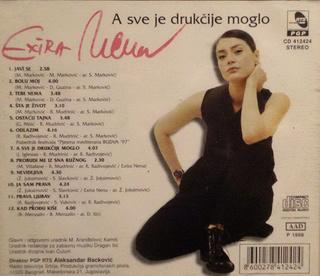 Extra Nena ( Snezana Beric ) - Diskografija  R-341513