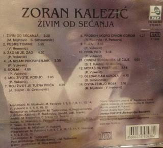 Zoran Kalezic - Diskografija R-341611