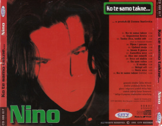 Nikola (Amir) Resic Nino - Diskografija  R-342213
