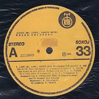 Vesna Zmijanac - Diskografija R-342810