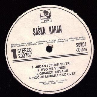 Saska Karan - Diskografija  R-342823