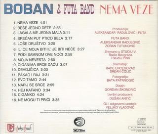 Boban Zdravkovic - Diskografija R-342911