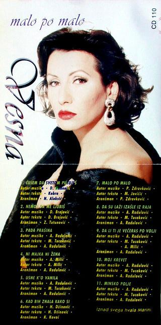 Vesna Zmijanac - Diskografija R-343412