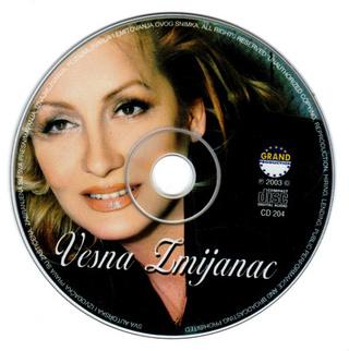 Vesna Zmijanac - Diskografija R-343421