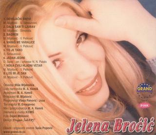Jelena Brocic -Diskografija R-343913