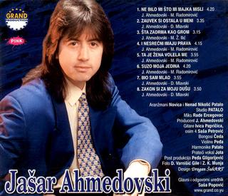 Jasar Ahmedovski - Diskografija R-344115