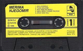 Merima Kurtis Njegomir - Diskografija  R-345020