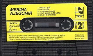 Merima Kurtis Njegomir - Diskografija  R-345021