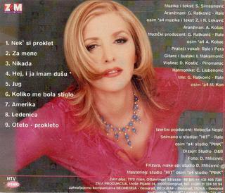 Cakana - Dragica Radosavljevic - Diskografija  R-345026