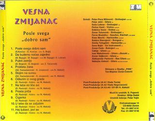 Vesna Zmijanac - Diskografija R-345211