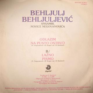 Beki Bekic (Behljulj Behljuljevic) - Diskografija  - Page 2 R-345911