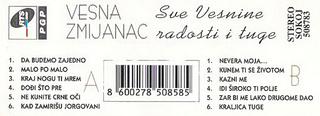 Vesna Zmijanac - Diskografija R-347116