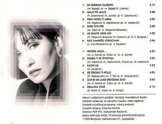 Vesna Zmijanac - Diskografija R-347117