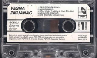 Vesna Zmijanac - Diskografija R-347118