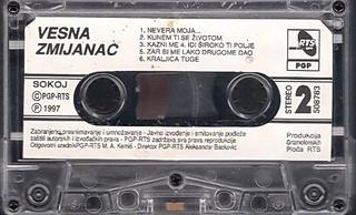Vesna Zmijanac - Diskografija R-347119