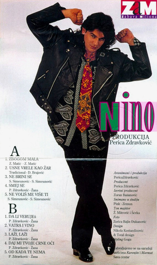 Nikola (Amir) Resic Nino - Diskografija  R-349819