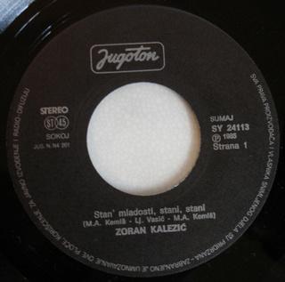 Zoran Kalezic - Diskografija R-353510