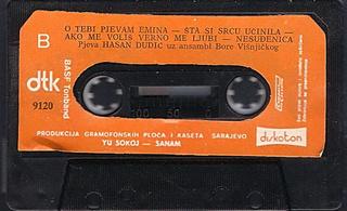 Hasan Dudic - Diskografija R-358411