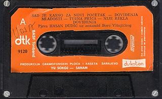 Hasan Dudic - Diskografija R-358413