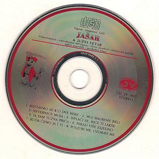 Jasar Ahmedovski - Diskografija R-359924