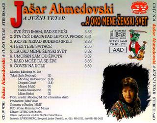 Jasar Ahmedovski - Diskografija R-359927