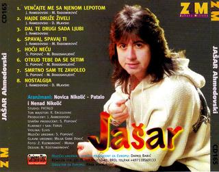 Jasar Ahmedovski - Diskografija R-359932