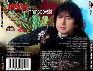 Jasar Ahmedovski - Diskografija R-360011
