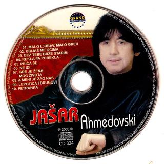 Jasar Ahmedovski - Diskografija R-360012