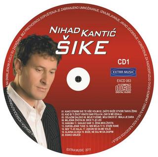 Nihad Kantic Sike - Diskografija  R-362012