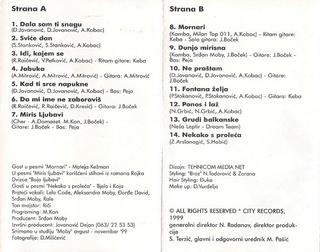 Zorana Pavic - Diskografija  R-362412