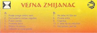 Vesna Zmijanac - Diskografija R-364315