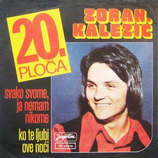 Zoran Kalezic - Diskografija R-376410