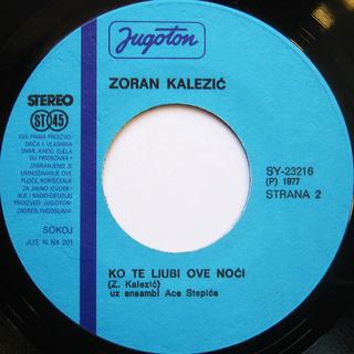 Zoran Kalezic - Diskografija R-376413