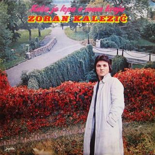 Zoran Kalezic - Diskografija R-376810
