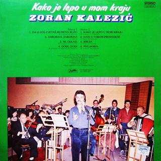Zoran Kalezic - Diskografija R-376811