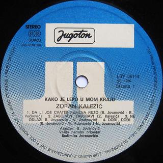 Zoran Kalezic - Diskografija R-376812