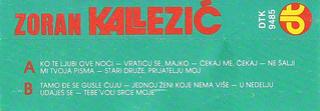 Zoran Kalezic - Diskografija R-378610
