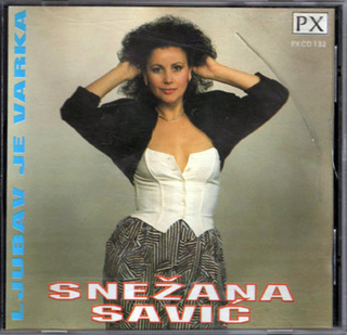 Snezana Savic - Diskografija R-380810
