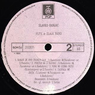 Slavko Banjac - Diskografija  R-382410