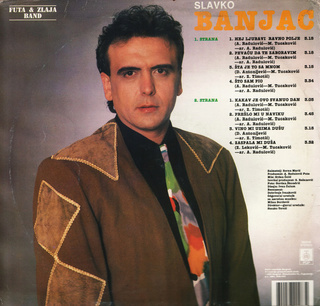 Slavko Banjac - Diskografija  R-382411